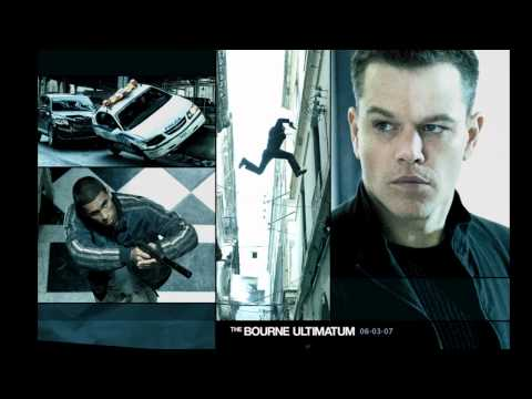 Extreme  Ways - Moby (The Bourne Identity) clip