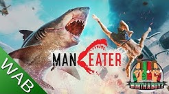 Maneater Review - Open World Shark Action