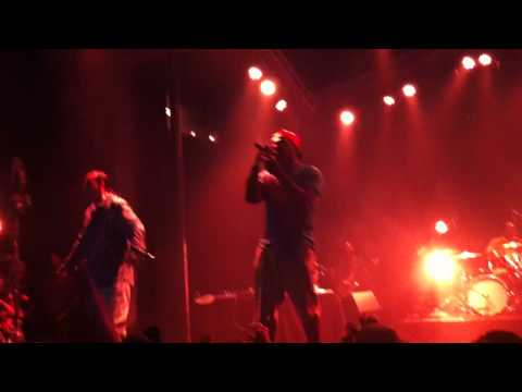 The Observatory OC - Bishop Lamont - Grow Up (LIVE)