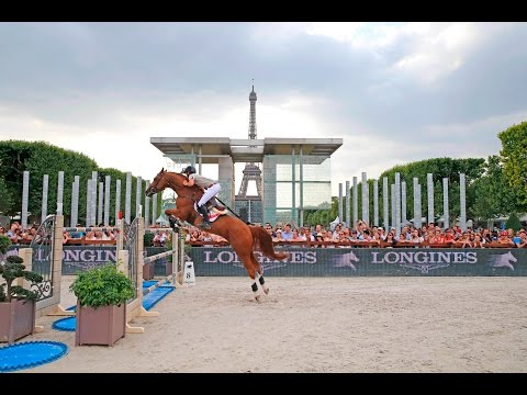 2015 Highlights: The Longines Global Champions Tour of Paris