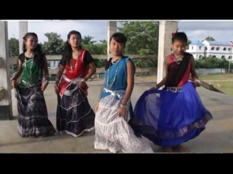 Jau Bhanera   Aakash Tamang manti school