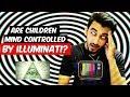 Children's Mind Controlled By Illuminati? L Hindi Urdu L The Baigan Vines video