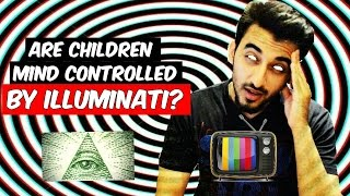 Children's Mind Controlled by illuminati? l Hindi Urdu l The Baigan Vines