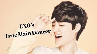 Main Dancer Kyungsoo