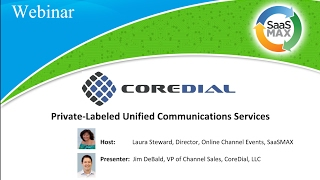Earn up to 65% Margins by Adding Unified Communications to Your Service Offering Through CoreDial