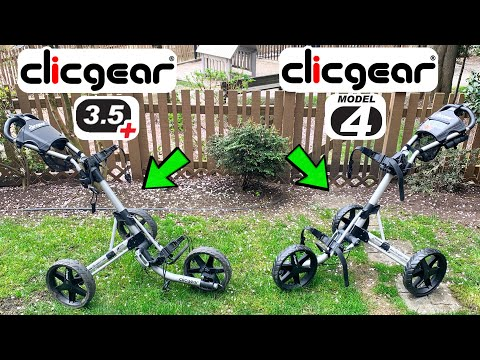 Clicgear 3.5+ Vs 4.0 - What's The Difference?