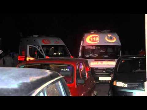 Kütahya'da silahlı kavga: 4 ölü