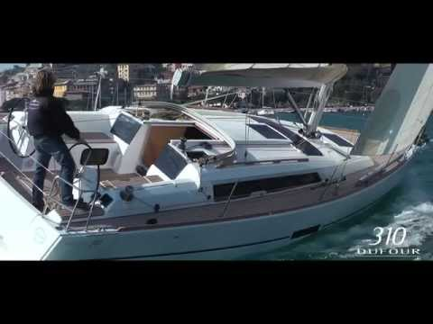 DUFOUR 310 Grand Large - Official video