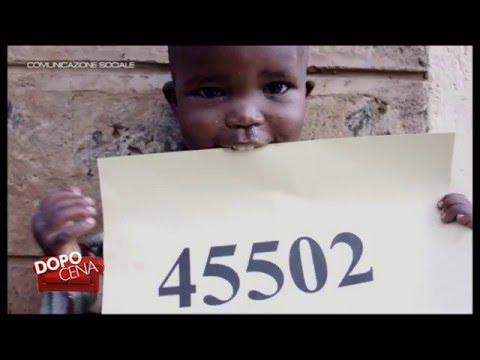 Dopo Cena - L'Africa Chiama