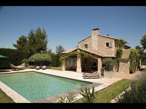 Provence France Holiday Villa La Maison D'Elegance In Eygalières