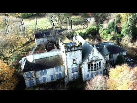 BALROSSIE (Abandoned Orphanage) Our Haunted Scotland Project