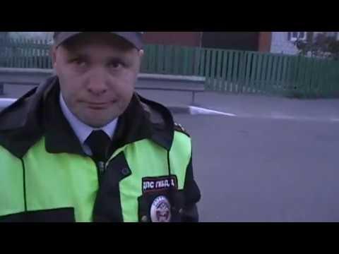 ГИБДД г. Грязи и авто на номерах СССР ч.1