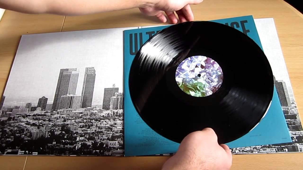 Lana Del Rey Ultraviolence Unboxing Vinyl Lp Youtube