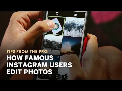 """How Instagram famous users edit their photos – Interview with """"Grid of the Year"""" Award Winner"""