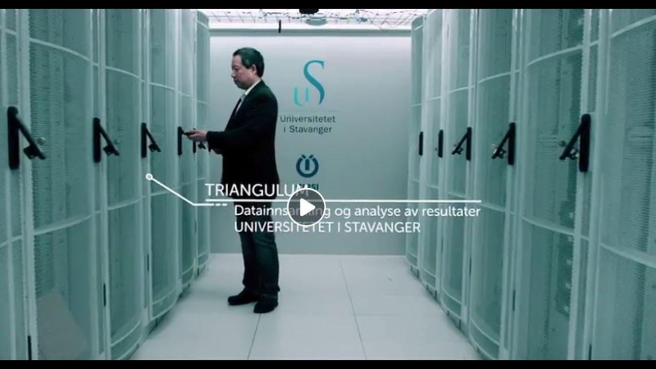 Triangulum Prosjektet Slik Gjorde Vi Byen Litt Smartere Kort