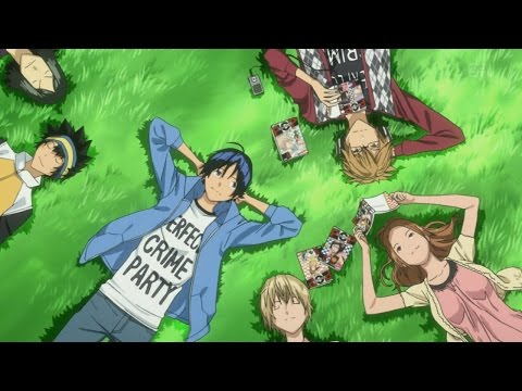 bakuman-complete-series-anime-dvd-hd-unboxing-english-uk-release-(バクマン。-アニメ-)