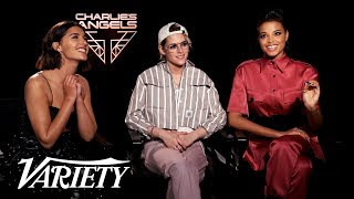 39Charlie39s Angels39 Kristen Stewart Elizabeth Banks Tell Hollywood to 39Trust Women39