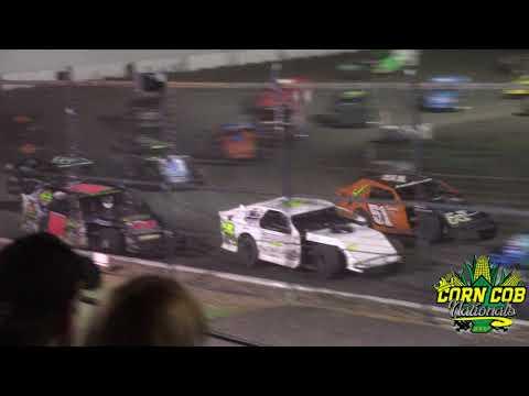 Buffalo River Race Park IMCA Sport Mod A-Main (9/16/17)