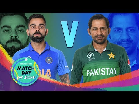 #MatchDay LIVE | World Cup 2019 | India v Pakistan | Pre-show: 20 years on, India & Pakistan once...