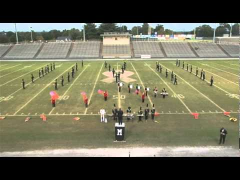 Monticello High School Marching Band Lynchburg Classic 2010: Ritmo Latino