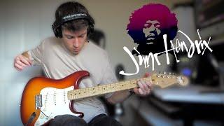 JIMI HENDRIX - Foxy lady | Guitar Cover