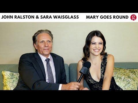 John Ralston & Sara Waisglass talk Mary Goes Round