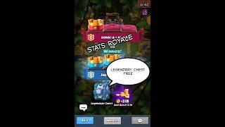 Jak zdarma získat Legendary chest přes Stats Royale |Clash Royale #6
