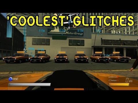 Driver San Francisco- 'Coolest' Glitches (Top 5)