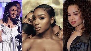 Why Normani Isnt Supported Like Ella Mai & Cardi B Normani Waves Video Review