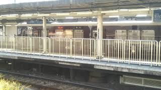 阪急8000系8000F特急梅田行き 十三駅発車