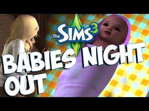 The Case Of The Missing Baby - The Sims 3 Hipsters #6 w/leeroy