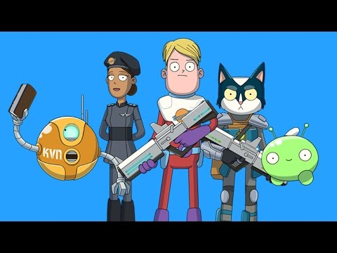 FINAL SPACE [ Cartoon Pilot ]