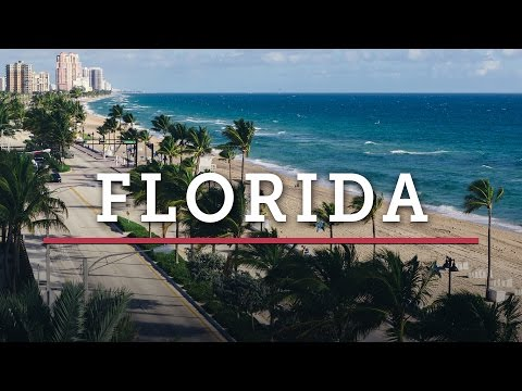 FLORIDA Road Trip – Travel Video Montage