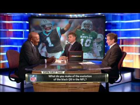 NFL: Jim Brown joins the debate desk
