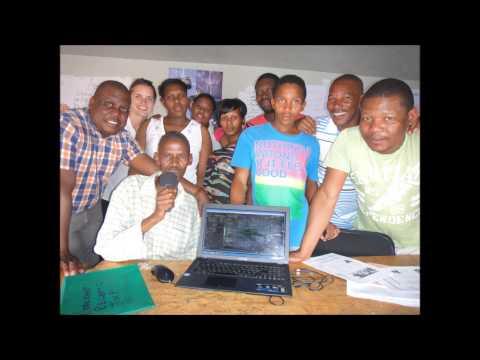 Radio Show about gender based violence in Klerksdorp, South Africa