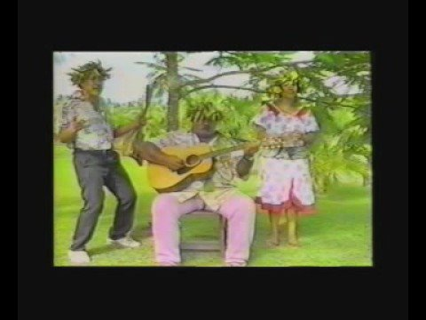 Old Cook Island Musical Clips - Pua.