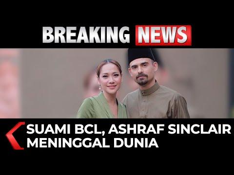 BREAKING NEWS - Prosesi Pemakaman Suami BCL Ashraf Sinclair