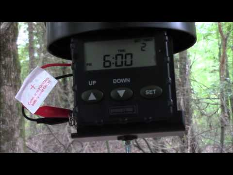 How I Setup The Moultrie Pro Hunter Kit