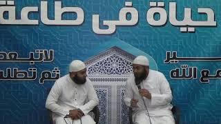 موقف الشيخ محمود هاشم مع الدكتور