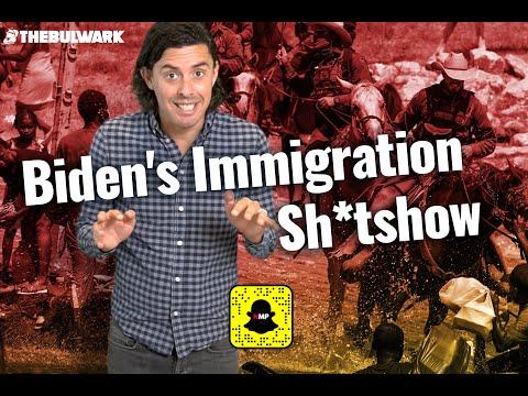 Tim Miller on Biden's Immigration Sh*tshow