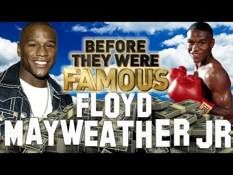 FLOYD MAYWEATHER JR - Before They Were Famous - Money Mayweather