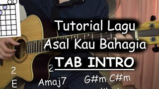 Belajar Gitar (Asal Kau Bahagia - Armada)