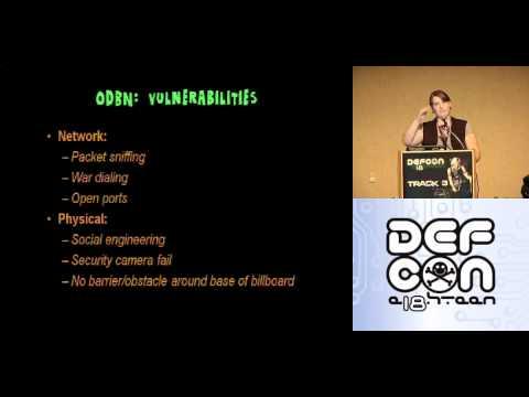 DEFCON 18: VirGraff101: An Introduction to Virtual Graffiti 2/3