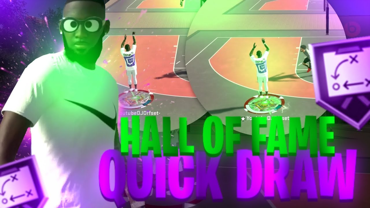 🚨NEW🚨 BEST JUMPSHOT IN 2K20 w/ HOF QUICK DRAW 💜 100% GREENLIGHT ✳️ (NEVER MISS ANOTHER OPEN SHOT) 😇