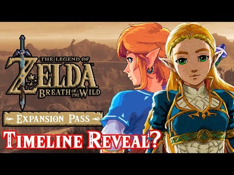 Zelda Breath of the Wild DLC 2 Theory: Timeline Reveal Incoming?