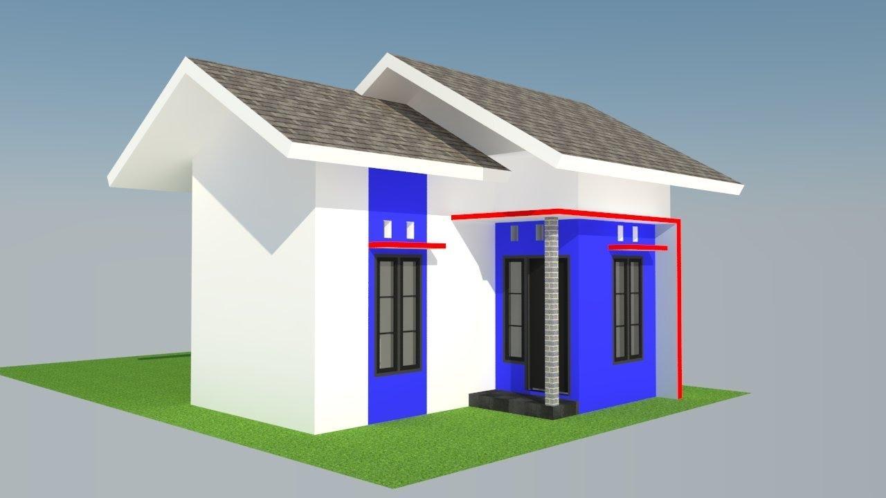 Gambar Desain Rumah Type 21