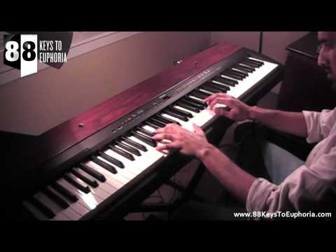 Chand Sifarish (Fanaa) Piano Cover feat. Aakash Gandhi