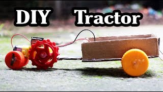 How to Make a Tractor