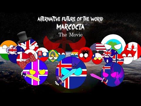 Alternative Future of the World: Marcocia | THE MOVIE