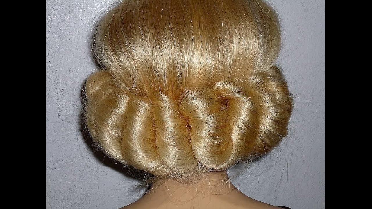 Причёска для ведьмы 66